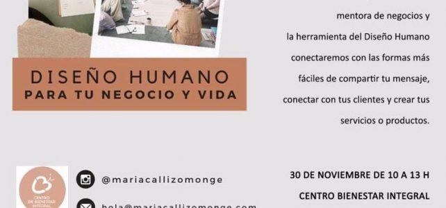 Diseño humano para tu negocio y vida